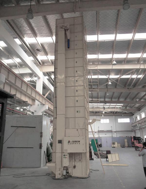 JL-5H-15低溫循環烘干機