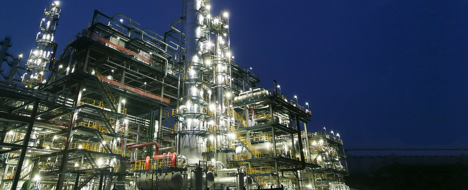 Various products from Sinoseal operate in Sinopec Jingmen Petrochemical Alkylation unit