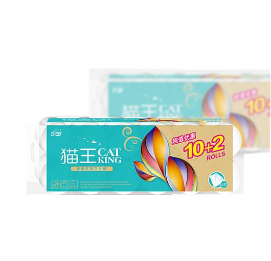 親柔平紋1800克短12卷