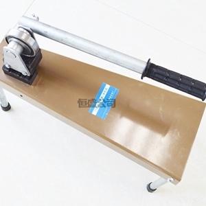 门窗铝条裁断冲孔机传动铝条模具