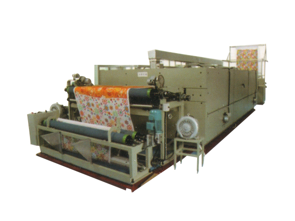 Digital printing coating machine