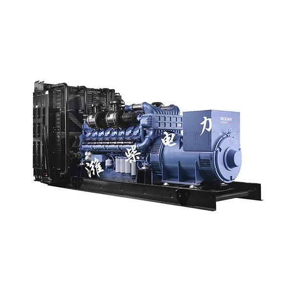 1650 KVA-2800KVA 發電機組