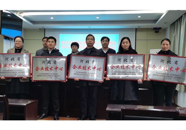 纳科诺尔公司获评河北省企业技术中心