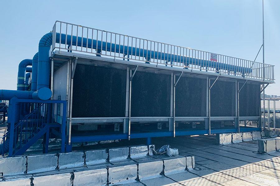 ZSKH方形橫流開式冷卻塔