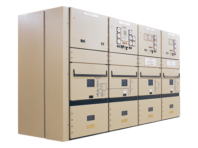 10-20 KV indoor metal-armored movable switchgear (NVBS)