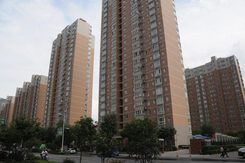中建西北设计院住宅楼