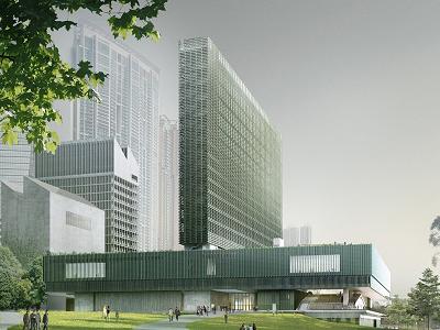 香港M+博物館