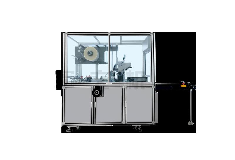 JW-260-A 透明膜折疊式包膜機(帶防偽易拉線)