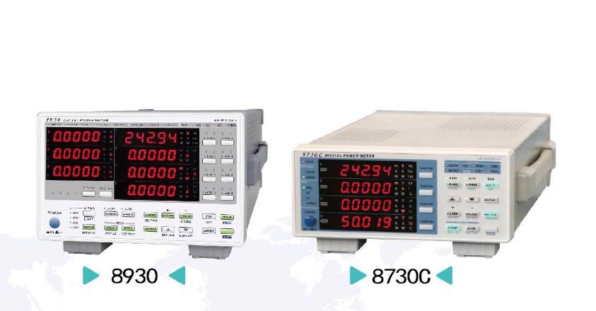 高精度、寬屏帶功率分析儀8930/8930C
