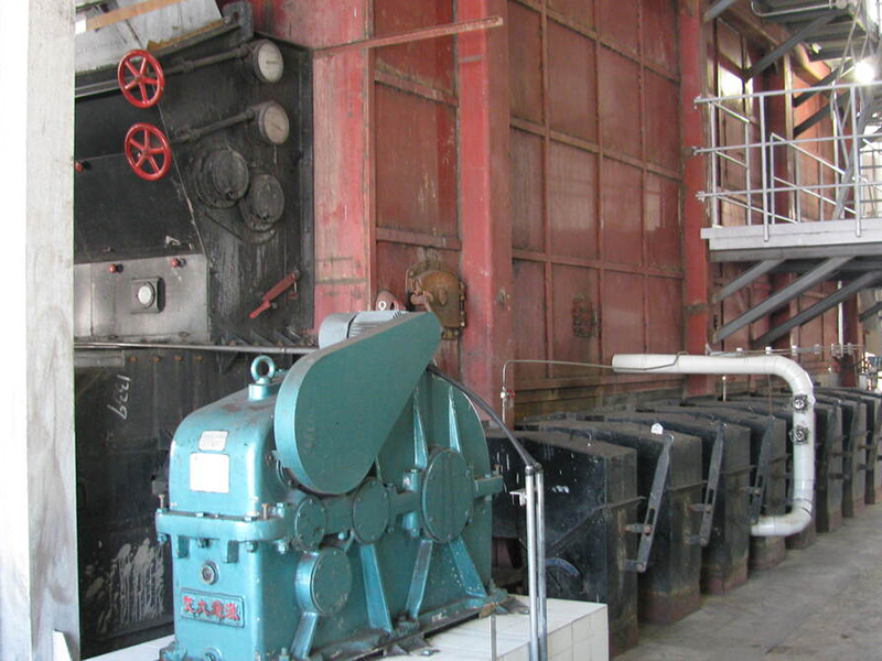 Start-up boiler of 45t/h brown coal-fired power plant