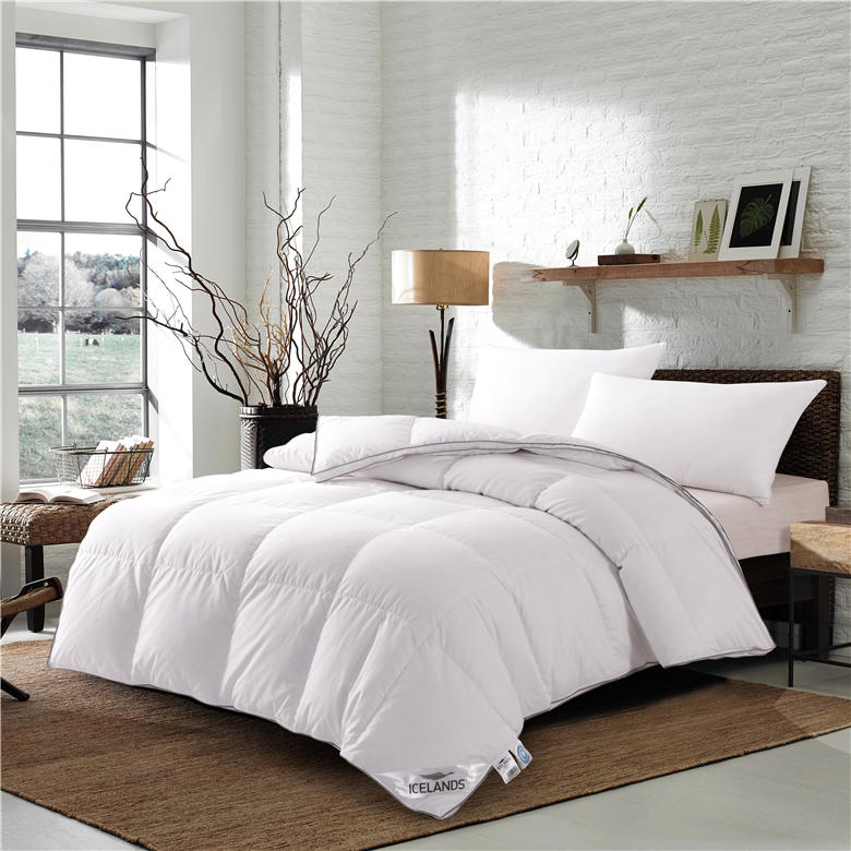 ORT1KL10:75%white duck down duvet