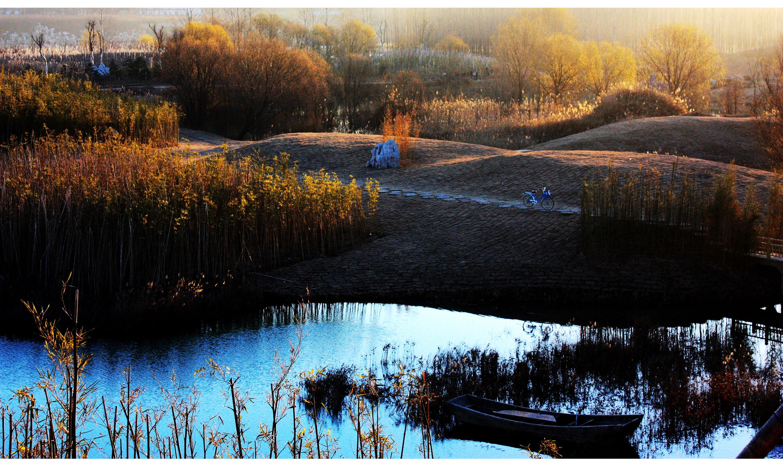 北辰绿洲湿地风景图册