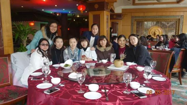女神们的小吃PARTY——记地产事业分工会2017年第一次工会活动
