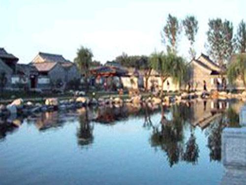 北京市蟹島度假村防水工程