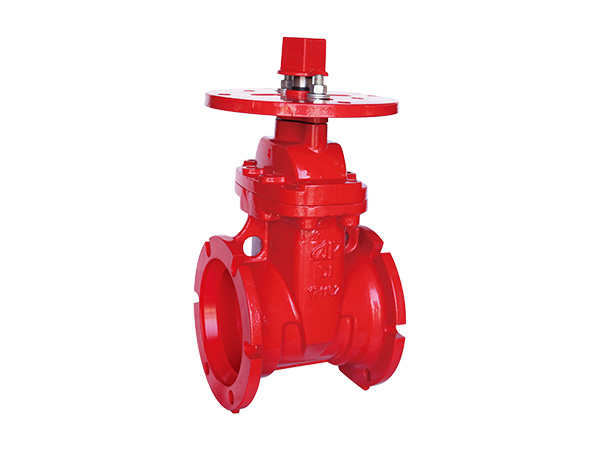 AWWA C515 Non Rising Gate Valve,Mechnical Joint Connection