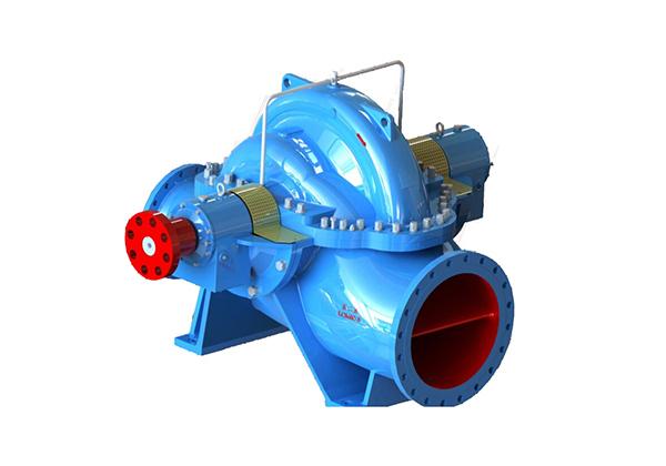 LCS系列耐磨蝕耐腐蝕化工雙吸泵BB1