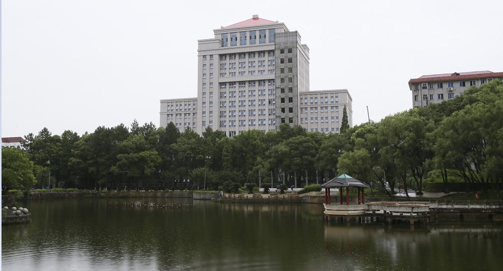江西财经大学蛟桥园图文信息大楼暖通工程
