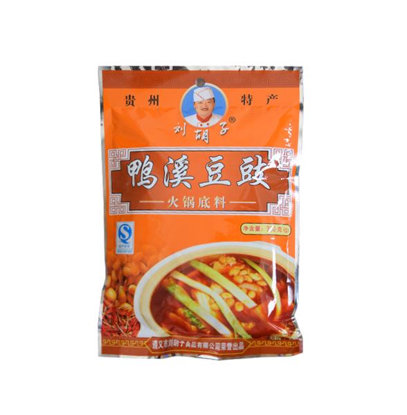 鴨溪豆豉火鍋底料