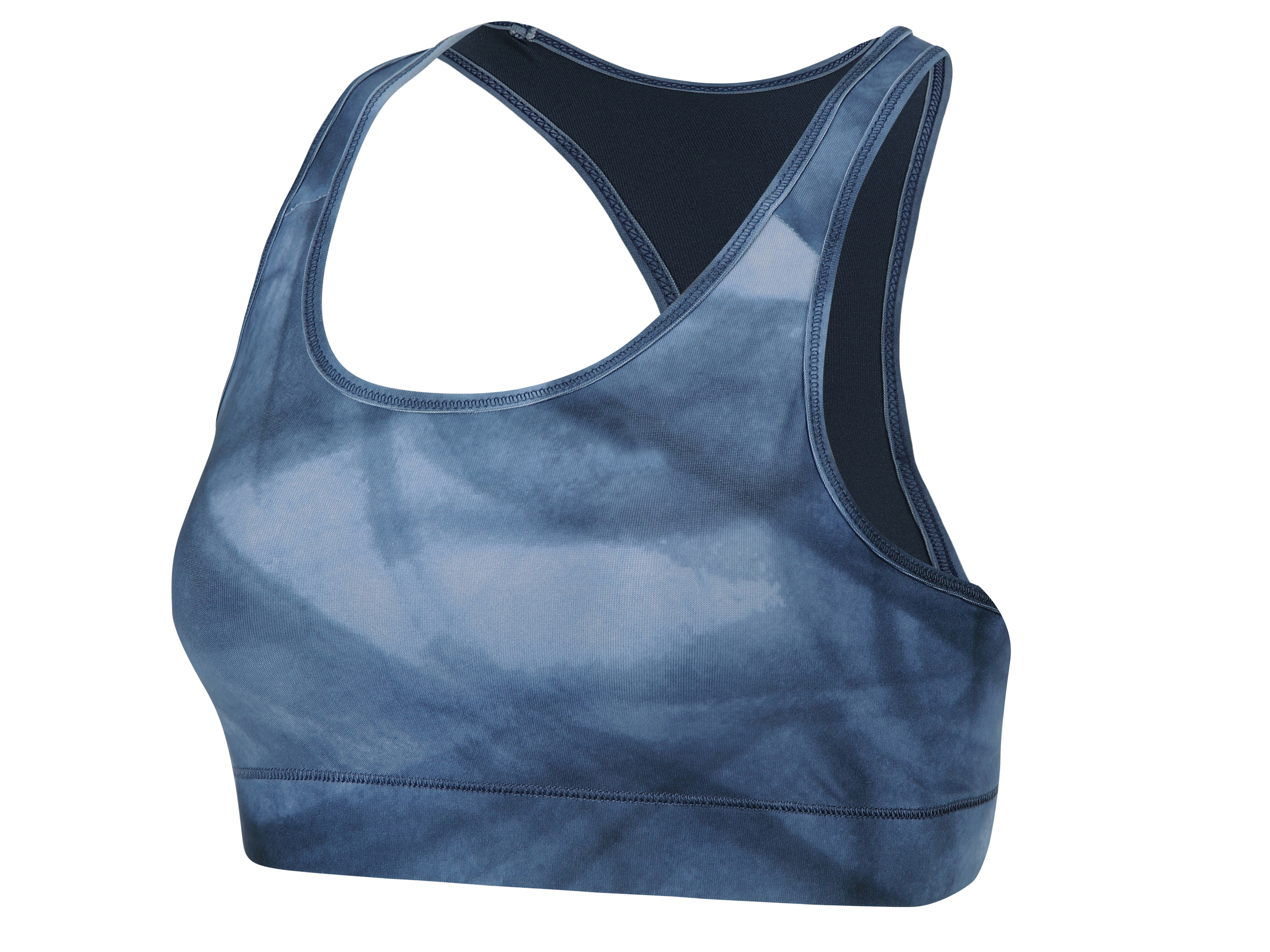Women's yoga printed sport bra