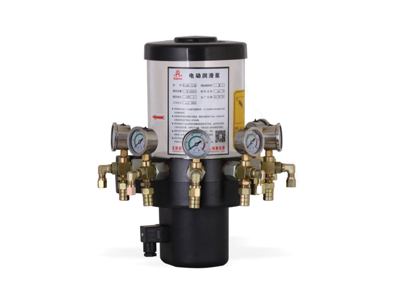 KWB-D multi-point electric lubrication pumps