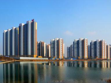 銀川民生蔚湖城高層住宅