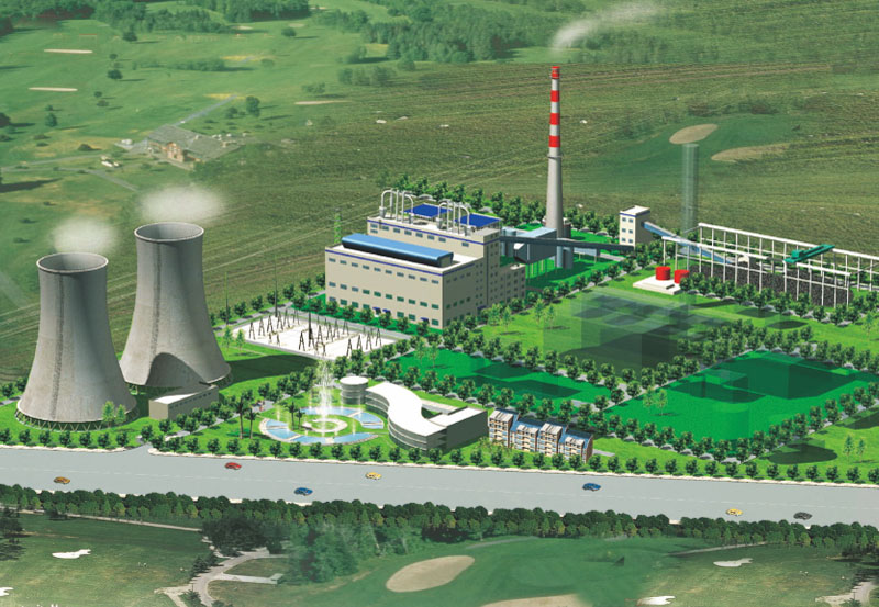 新疆天业集团2x50MW自备电站三期