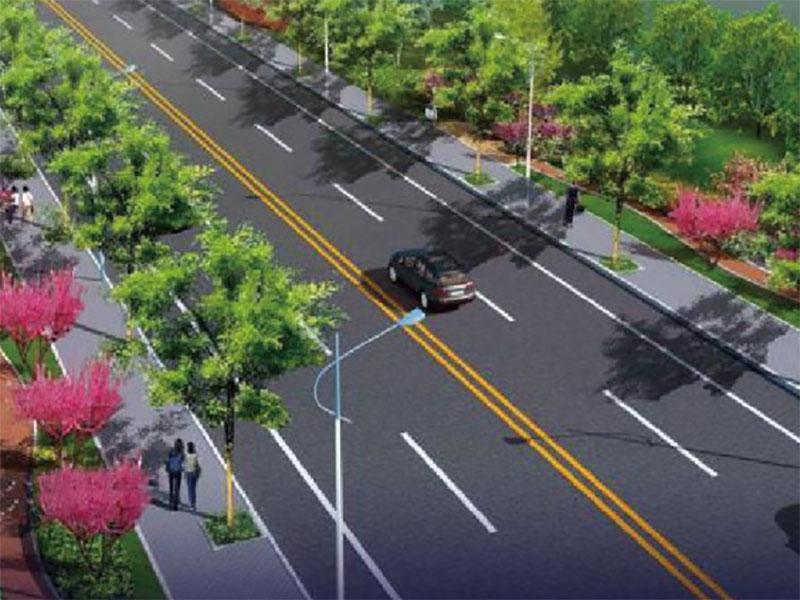 文德八街(创业路-大旺大道)道路建设工程