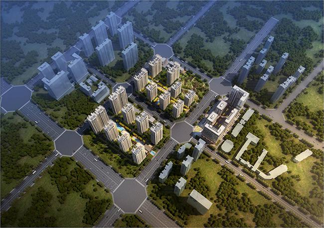 鄭州綠都·都匯商業中心
