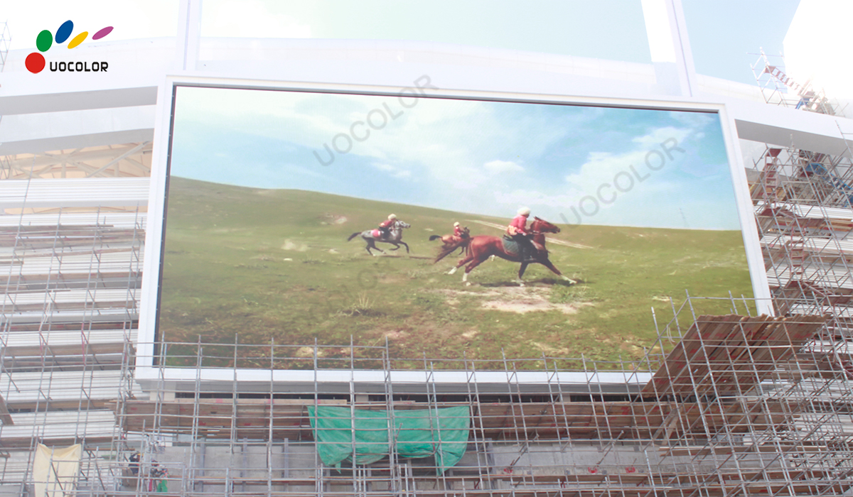 P10 LED display UOCOLOR outdoor