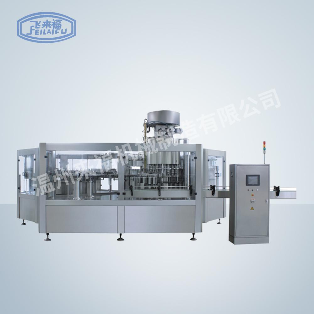 JR60-60-15D 22000B-H沖瓶灌裝旋蓋三合一機組