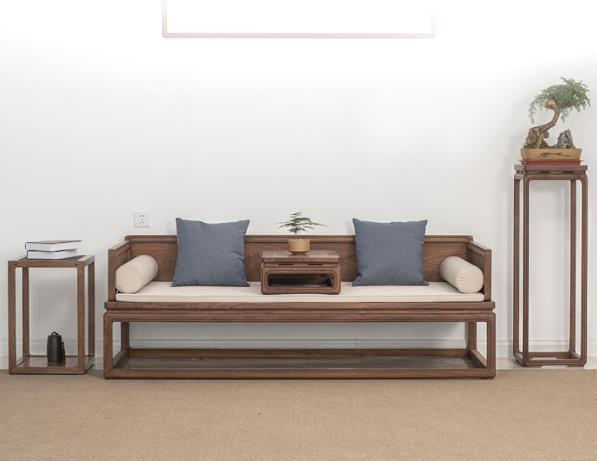 老榆木明式---沙发系列