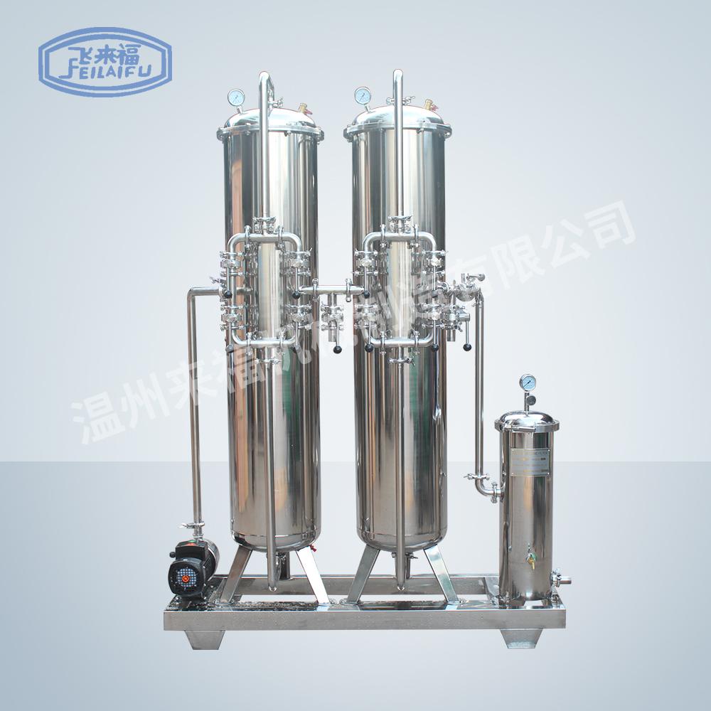 簡易水處理器