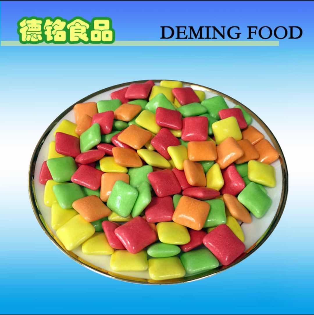 C-04 方粒口香糖(混色水果味)