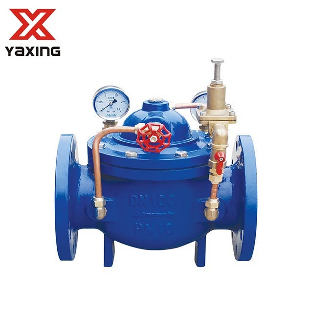 DIN3352 F4 resilient seated gate valve tells what are the related principles of pressure reducing valve?
