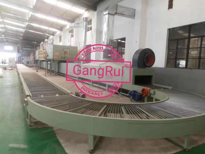熱熔枕芯生產線