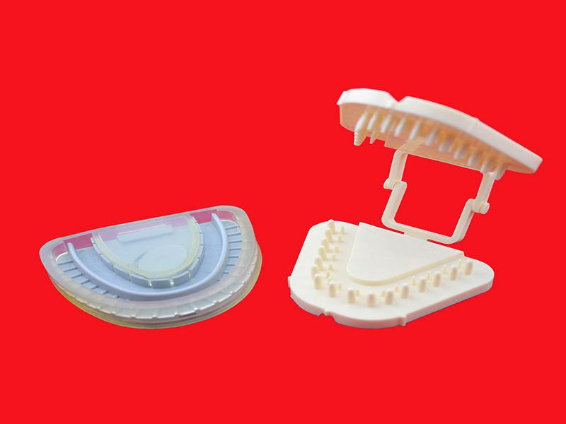 牙科模具模型