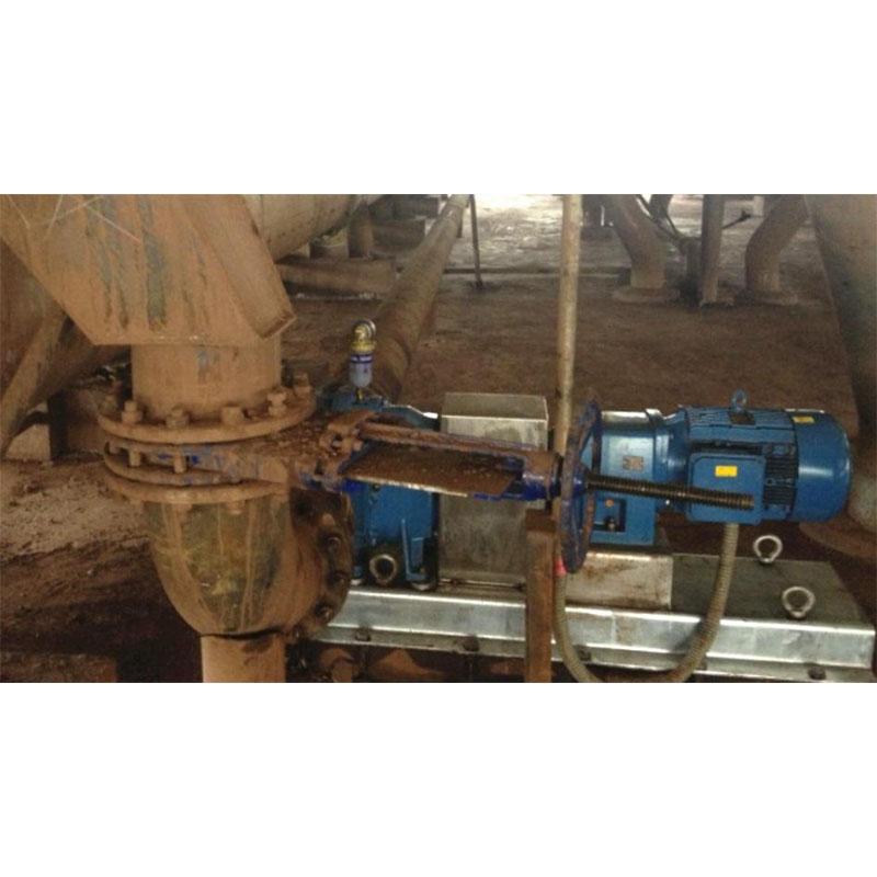 德斯盛濃縮污泥轉子泵