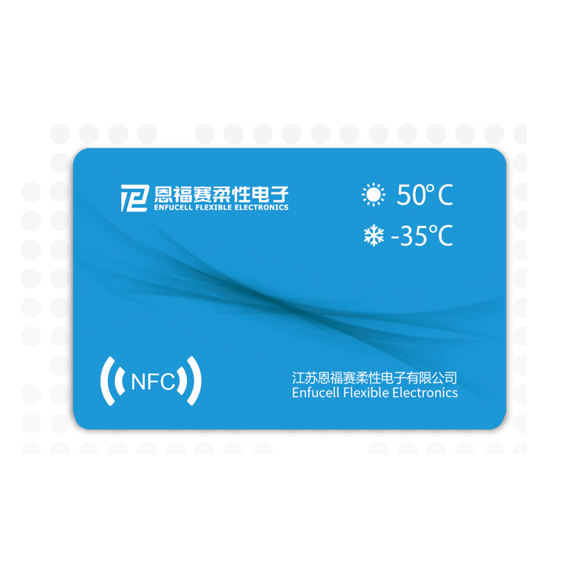 Smart Temperature Tag