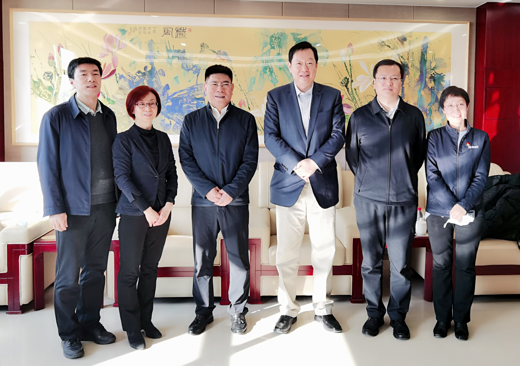 百灵天地王文胜董事长受聘为北京环卫集团外部董事