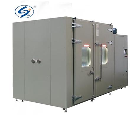 LJBT(H)P系列步入式高低溫交變(濕熱)試驗箱