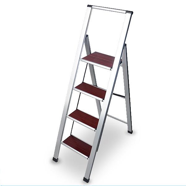 豪華木踏梯(升級版)FX-0104T
