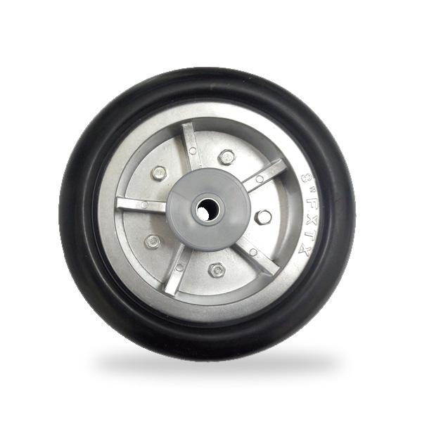 鋁芯高彈力 單輪 8寸