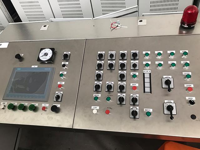 不銹鋼修磨線機組