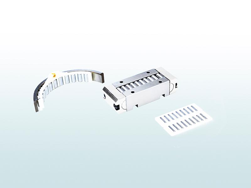直线运动滚动支持循环式、滚子导轨支撑