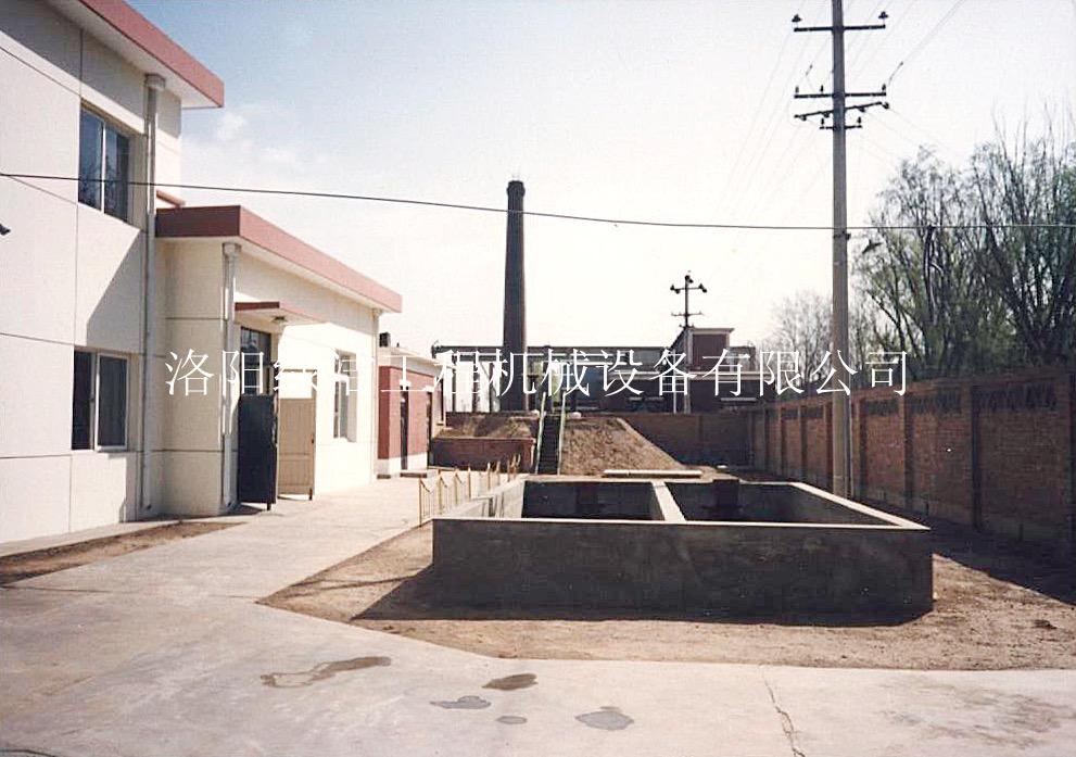 北京双桥车辆段含油废水处理设备