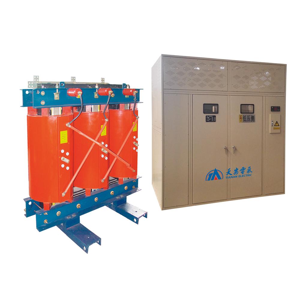 10~35kV树脂绝缘干式变压器