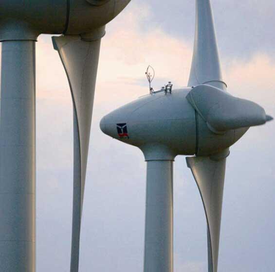 風力發電行業解決方案