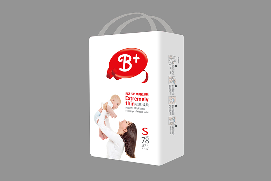 B+紙尿褲 S碼