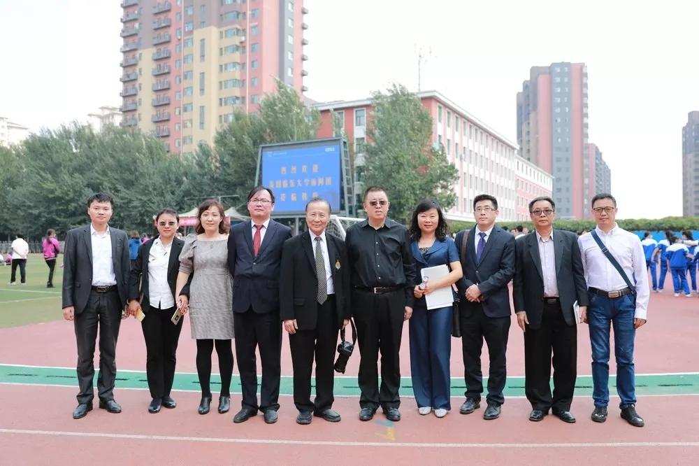 泰國格樂大學和博仁大學代表團對我校進行友好訪問!