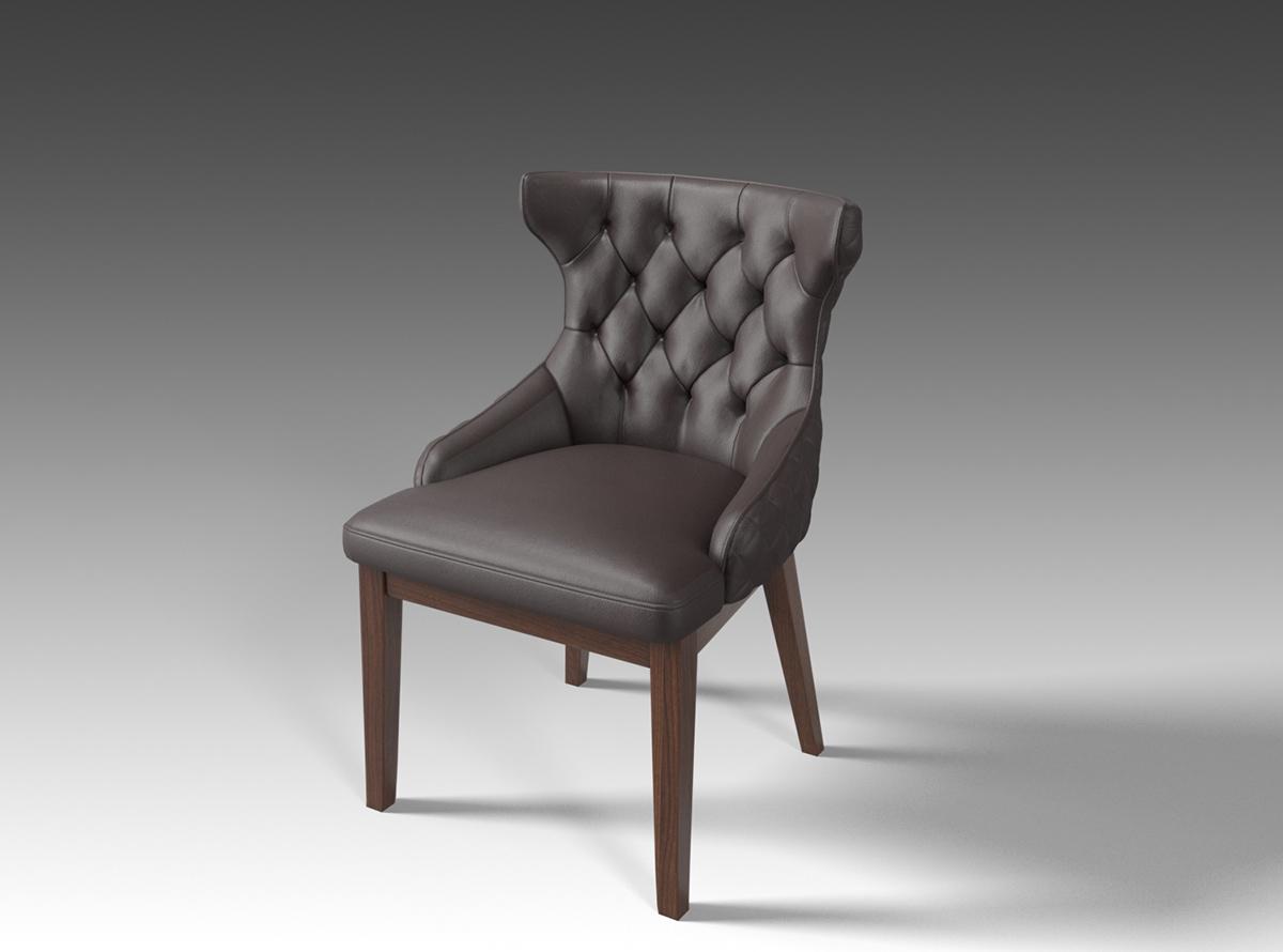 M4336书椅